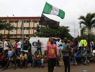 Demonstranten gedood door ordediensten bij protesten tegen politiegeweld in Nigeria