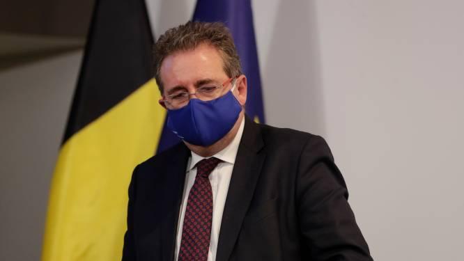 """Minister-president Vervoort: """"Crisis slaat gat in Brusselse begroting van 2020 en 2021"""""""