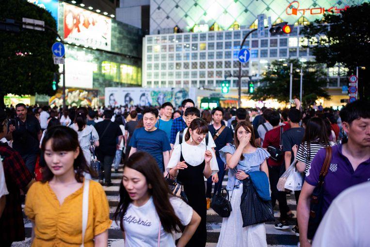 Tokio staat momenteel op nummer 1 als meest bevolkte stad ter wereld.