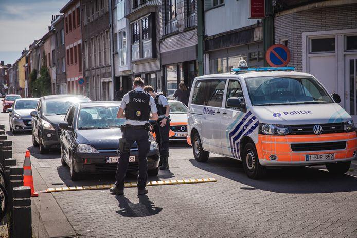 Groen zet zich af tegen de strenge politiecontroles in de Brugse Poort.