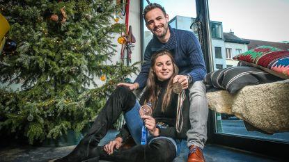 """Victor Campenaerts en Fanny Lecluyse: de sportiefste tortelduifjes van het land: """"Hoe minder we elkaar zien, hoe meer we naar elkaar verlangen"""""""