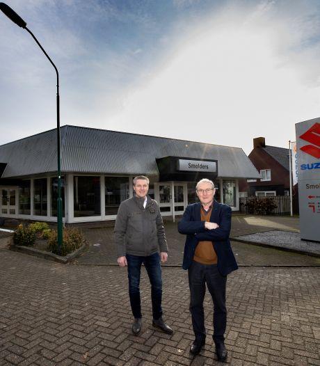 Opties voor nieuwe bestemming Auto Smolders in Westerhoven liggen nog open. 'De projectontwikkelaars staan in de rij'
