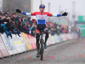 Van der Poel wint in Middelkerke laatste grote veldslag van het seizoen en is eindwinnaar Superprestige