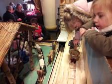 Klein wonder nodig voor bewegende kerststal in Koolwijk