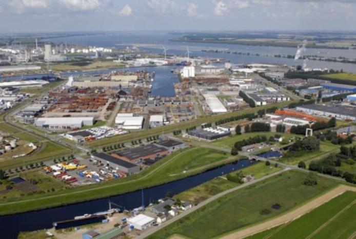 De zeehaven van Moerdijk groeide vorig jaar op tal van terreinen.