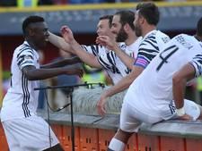 Juventus warmt met zege op Bologna op voor Champions League-finale
