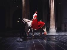 Sinterklaas komt in intochtvideo veilig aan in Arnhem