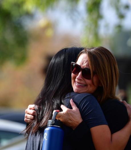 'Schutter (16) school Californië plande zijn aanval: Hij telde zijn kogels'