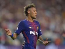 Spaanse bond weigert 222 miljoen van Neymar