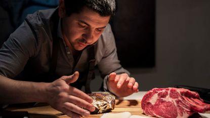 Plots wil iederéén 'steak bedekt met bladgoud' proeven