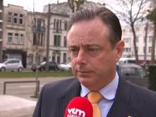 De Wever appelle à la formation d'un gouvernement d'urgence