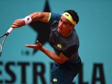 Argentijn Kicker voor jaren verbannen van tennisbaan