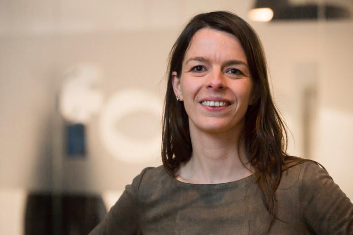 Ingrid Jansen, directeur van stichting Stimuland.