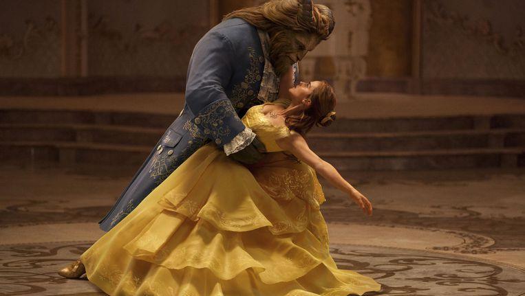 Na het eten kan je net als Belle en het Beest de beentjes losgooien op de dansvloer.