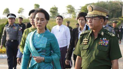 """""""Ze had op z'n minst ontslag moeten nemen"""": VN duiden Nobelprijswinnares aan als medeverantwoordelijke voor genocide in Myanmar"""