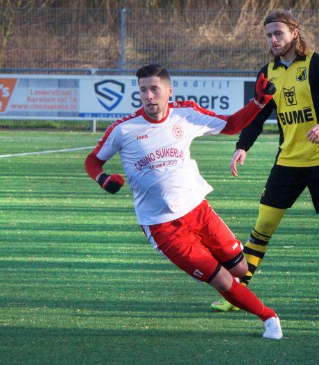 Nick Buijl (25) verscheurt profcontract bij 1. FC Bocholt en gaat naar De Paasberg in Arnhem