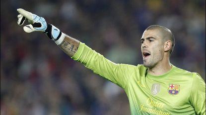 Van topkeeper tot ontslagen jeugdcoach: Victor Valdés aan de deur gezet bij Barcelona