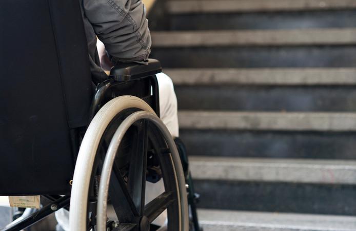 Nederland doet te weinig voor gehandicapten