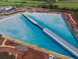 Un lac artificiel destiné au surf en Angleterre