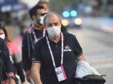 Renners worden nog vaker in de Giro op corona getest