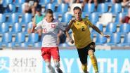LIVE. GOAL! Leya Iseka schiet Jonge Duivels op voorsprong in EK-openingsmatch tegen Polen