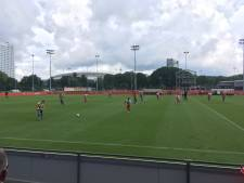 TOP Oss rondt oefenperiode af met gelijkspel tegen Jong Utrecht