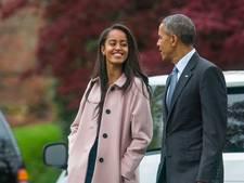 Malia Obama slaat rijke Brit aan de haak op Harvard