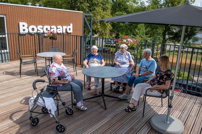 Bewoners van Sint Elisabeth zijn eerder dit jaar verhuisd naar Bosgaard.