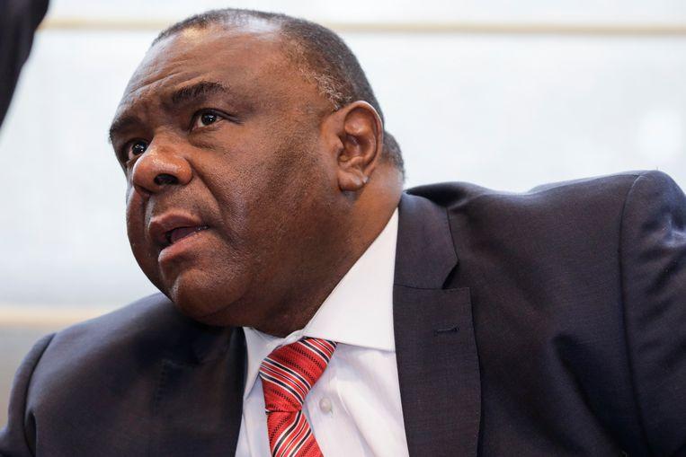 Jean-Pierre Bemba, de voormalige vicepresident van Congo.
