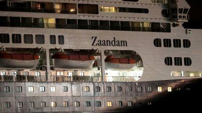 Cruiseschip Zaandam, waarop al vier mensen stierven aan coronavirus, op weg naar Florida
