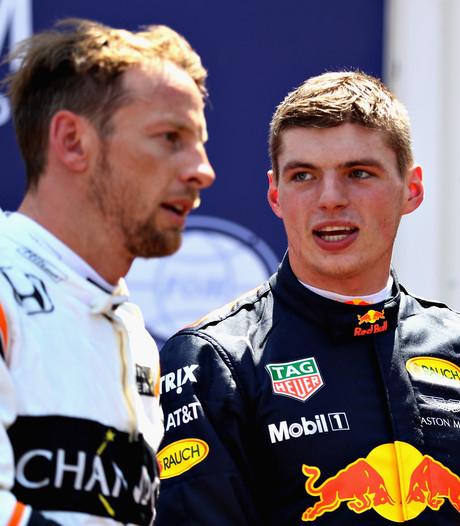 Button vindt het welletjes in Formule 1: Hier blijft het bij