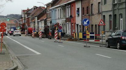Elzelestraat tijdelijk dicht voor rioleringswerken aan kruispunten