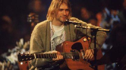 Gitaar van Kurt Cobain geveild voor recordbedrag van 6 miljoen dollar