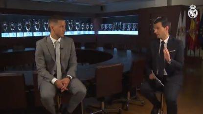 """Hazard komt nog eens terug op voorstelling: """"Ik voelde me als een kind"""""""