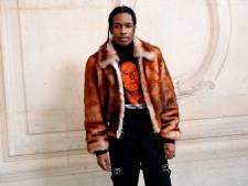Vrijgelaten A$AP Rocky laat van zich horen: Ik ben jullie zó dankbaar