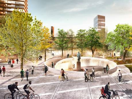 Fietsenkelder bij station Eindhoven kost geen 18 maar 30 miljoen euro