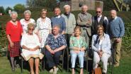 80-jarigen van Gits blazen verzamelen