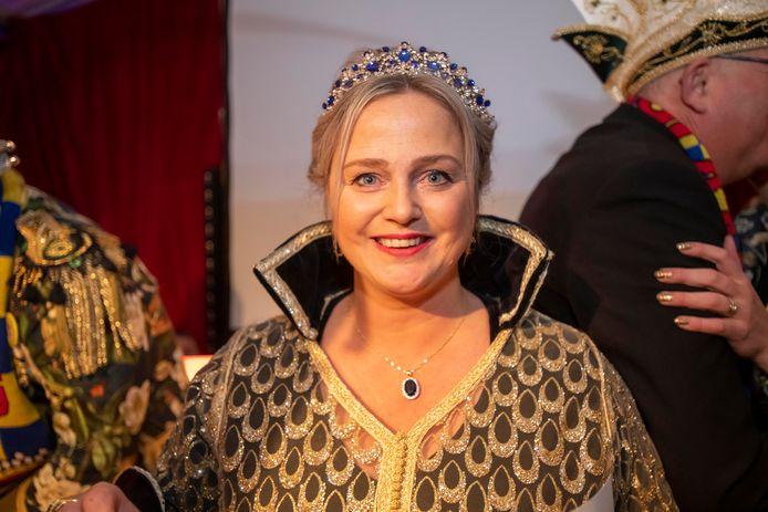 Prinses Anik van Bonenpikkerslaand