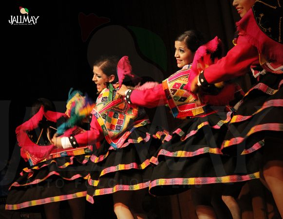 De Peruviaanse groep Jallmay Alto Folcor komt naar Oostrozebeke.