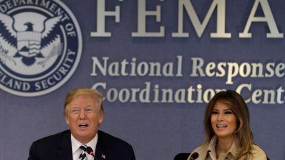 """Melania Trump verschijnt opnieuw naast echtgenoot Donald: """"Het gaat zeer goed met haar"""""""