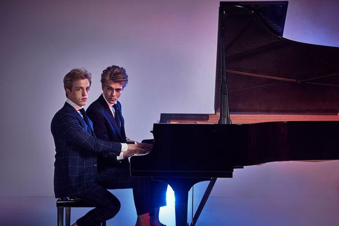 Lucas en Arthur Jussen.