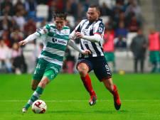 Bekertopscorer Janssen met Monterrey naar halve finale