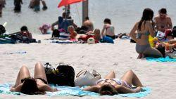 """We beginnen aan tropisch hete week: """"Donderdag mogelijk warmste dag ooit in ons land"""""""