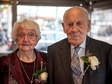 Al 75 jaar zijn Bram en Janneke een onverwoestbaar paar