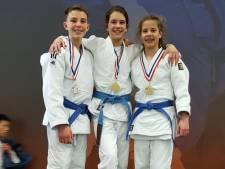 Faye Tempel van Bushi Nederlands kampioen
