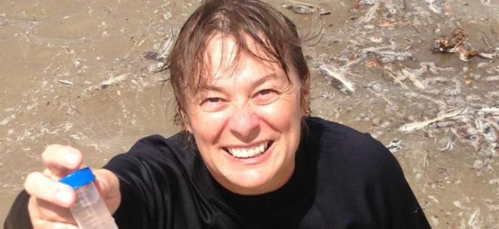 Optimistische pionier Ruth Gates (1962-2018) wilde de natuur een handje helpen