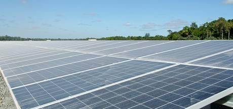 Plan voor groot zonnepark bij Almelo