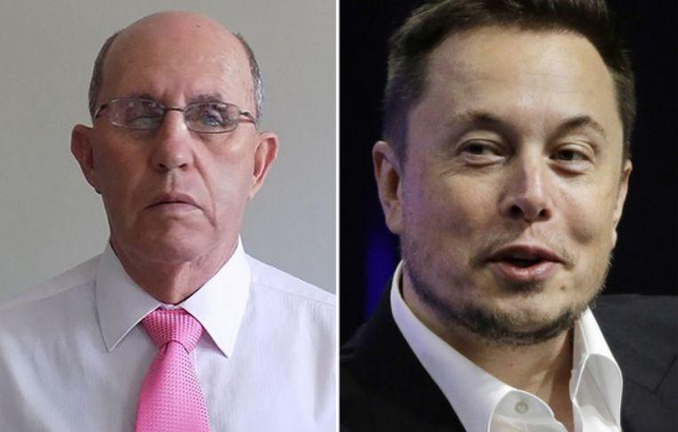 Roberto Escobar en Elon Musk