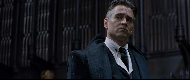 Colin Farrell speelt ook in de film. Beeld null