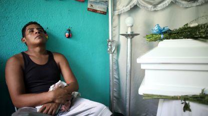 Baby omgekomen door politiekogel tijdens aanhoudend geweld in Nicaragua